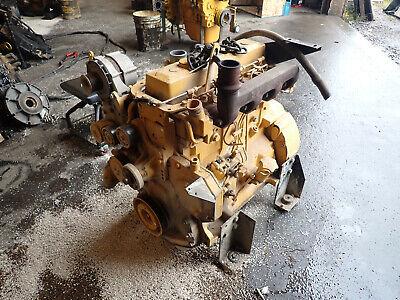 John Deere 4045df150 Diesel Engine Runs Mint Video 4.5 4045 Powertech Vermeer