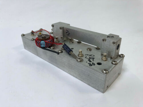 IFR FM/AM-1200S COMMUNICATIONS SERVICE MONITOR DUAL VCO ASSEMBLY, *TESTED*