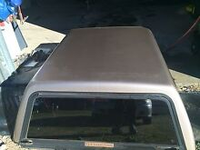 Dual cab flexiglass canopy Pinjarra Murray Area Preview