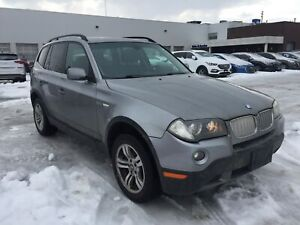 2008 BMW X3 3.0si VEHICLE SOLD AS-IS! INQUIRE TODAY! CREDIT C...