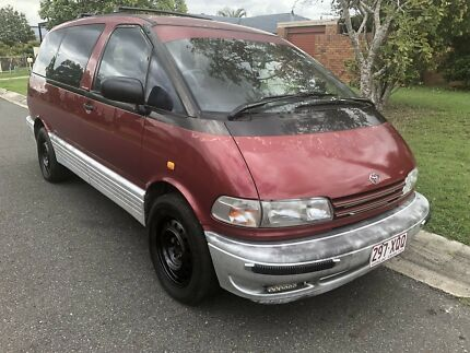 6 Months Rego Backpacker Travel Reliable 8 Seat RWC Current Cheap Run