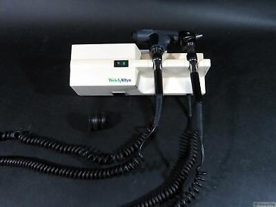 Welch Allyn 767 Series Wall Transformerophthalmoscope Head11820