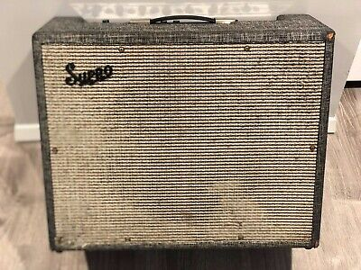 1964 Supro Amp