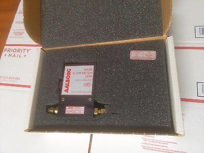 Aalborg Gfm17a-vadn2-a0-07 Mass Flow Meter Gfm New In Box 60 Days Warranty