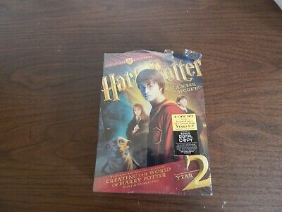 Harry Potter and the Chamber of Secrets Ultimate Edition DVD:  4-Disc Set