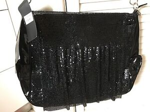 Baby bag never used black color Rosanna Banyule Area Preview