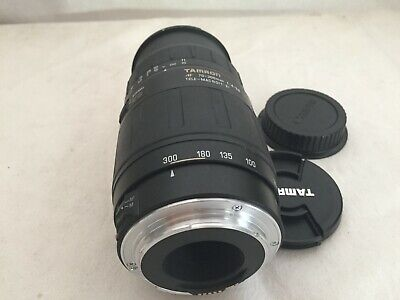 Tamron 70-300mm 1:4.0-5.6 LD AF Tele-Macro Lens For Canon