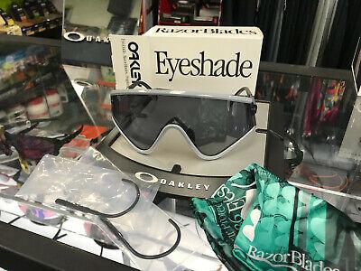 Oakley Heritage Collection Eyeshade Fog