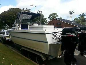 Commercial 3C Survey Fishing Boat Ballina Ballina Area Preview