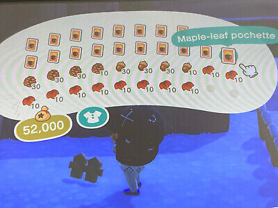 Maple Leaf / Fall DIY set ! Animal Crossing : New Horizons *READ DESCRIPTION*