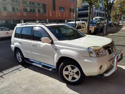 2006 Nissan X-Trail T30 II Ti-L Wagon 5dr Auto 4sp 4x4 2.5i Millers Point Inner Sydney Preview
