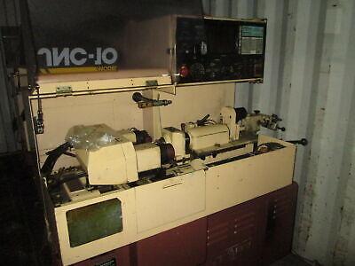 Star Jnc-10 13stroke 2hp Cnc Swiss Screw Machine Wyasnac Controls For Rebuild