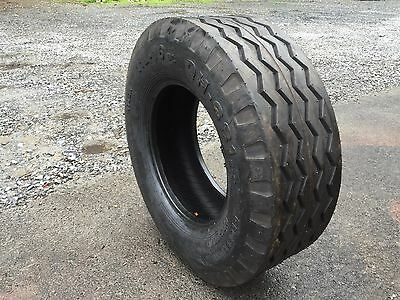 1 New Backhoe Tire 11l-16 - F3 12 Ply Rating - Backhoeimplement Tire 11lx16