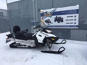 2018 Ski-Doo EXPEDITION SPORT 600 ACE CHAUFFANT ARR.