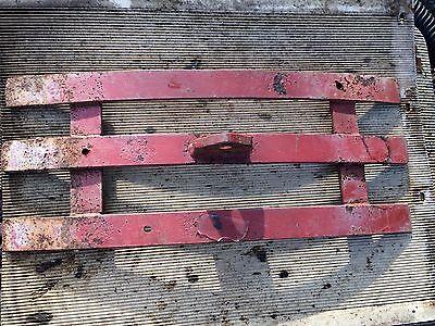 Antique Tractor Bumper Grill