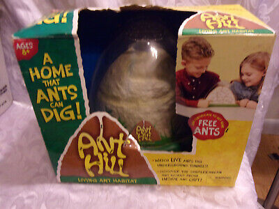 Ant Hill Living Ant Habitat Science Learning Kit Insect Lore Entomology