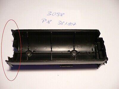 Märklin H0 3098 Dampflok P8 BR 381807 Wassertender Unterbau Teile abgesägt