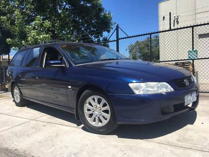 2003 Holden Commodore VY Acclaim Auto Wagon REGO&RWC INCL Moorabbin Kingston Area Preview