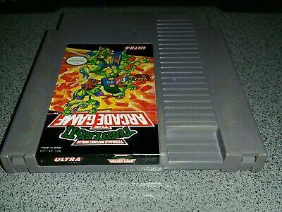 Teenage Mutant Ninja Turtles 2: The Arcade Game (NES, 1989) Cart Only