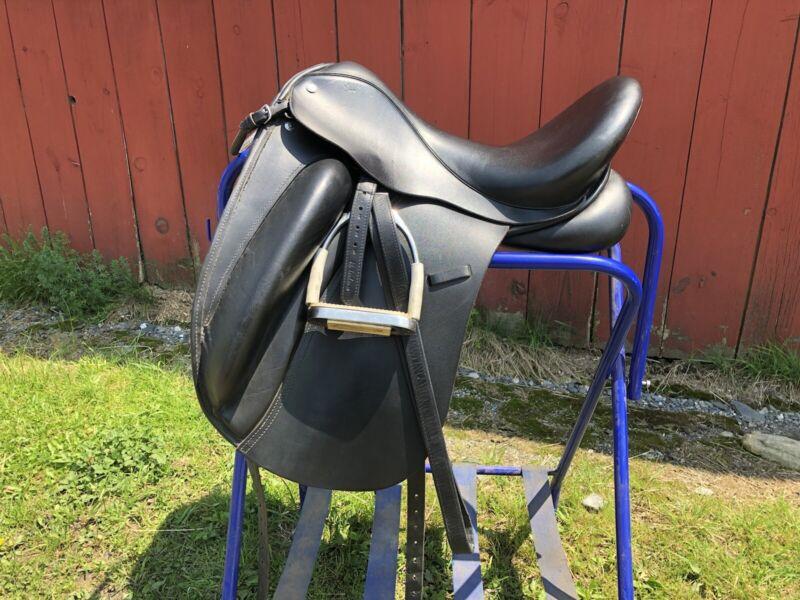 wolfgang solo saddle