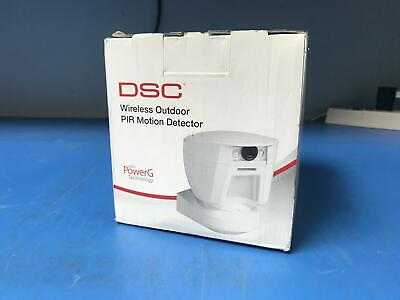 DSC PG9944 Wireless Outdoor PIR Motion Detector With Camera