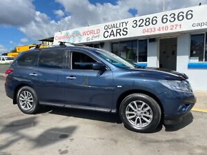 2015 Nissan Pathfinder ST (4x4) 7 Seater SUV Capalaba Brisbane South East Preview