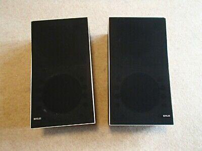 BEOVOX X25 B&O Bang & Olufsen Speakers in Black