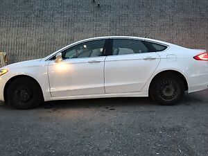 2014 Ford Fusion Titanium, AWD with extended warranty