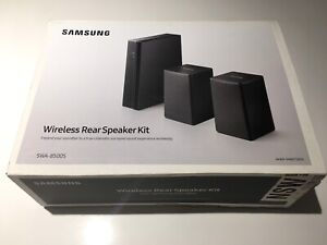 Samsung Wireless Rear Speakers Kit - SWA-8500S North Ryde Ryde Area Preview