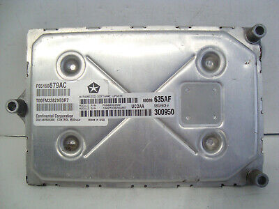 2013 Dodge Ram 1500 P05150679AC Computer Brain Engine Control ECU ECM PCM Module