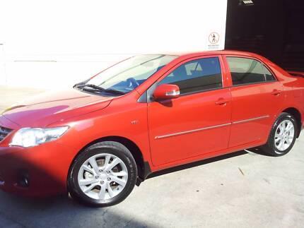 2012 Toyota Corolla Sedan Malaga Swan Area Preview