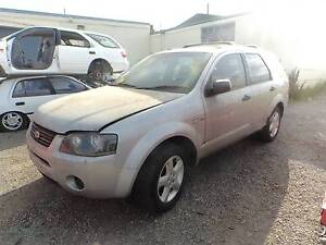 WRECKING DISMANTLING 2004 FORD TERRITORY 4 SP AUTO AWD North St Marys Penrith Area Preview