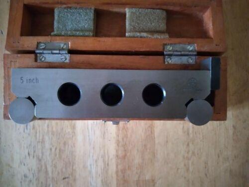 "Mitutoyo   5"" Sine Bar   970-803    New in Box"
