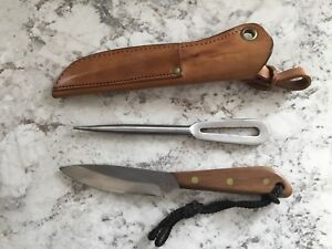 Original D.H. Russell-Grohmann knife
