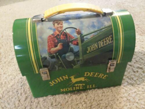 John Deere Retro Lunchbox Mini Tin Box