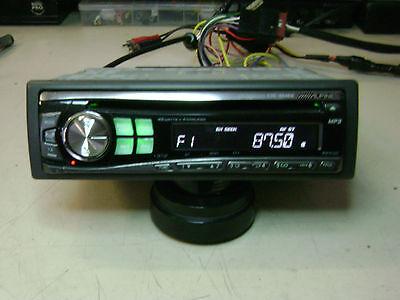 AUTORADIO ALPINE CDE-9846R RADIO CD MP3 NUOVO RIMANENZA DI MAGAZZINO