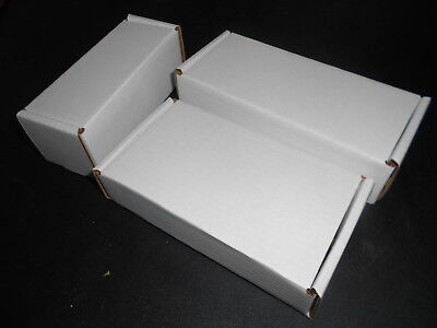 Postal Small Orrugated Cardboard Boxes Mailing Shipping Cartons Box
