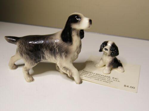 Hagen Renaker Springer Spaniel Dog Pup 3203