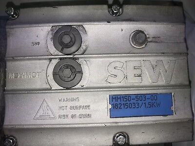Sew Eurodrive Mm15d-503-00 Movimot Gearmotor Drive