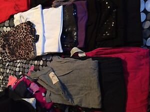 Lot of size large clothes