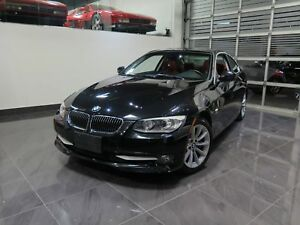 BMW 3 Series|COUPE|335i|xDRIVE|CUIR ROUGE|TOIT|