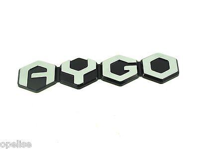 toyota aygo emblem logo. Black Bedroom Furniture Sets. Home Design Ideas