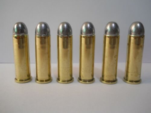 38 Special Snap Caps - Set of 6, Also fits 357 Magnum