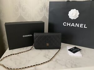 82f20572e8ad Chanel Wallet On Chain Woc