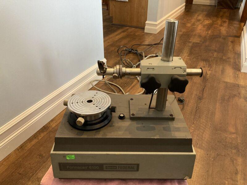 Esterline Federal Formscan 6100 EMD-6102 Inspection Machine