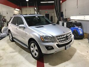 2009 Mercedes ML320 Bluetech Mint condition non smoker