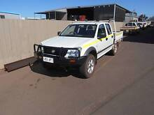 2006 Holden Rodeo Ute low 132xxx ks good second work vehicle Whyalla Whyalla Area Preview