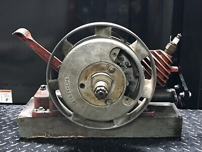 Maytag Motor Fy-ed4 Gas Engine Motor Hit And Miss Stationary Engine S233