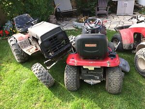 Looking for lawntractor complete or not