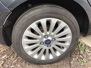 Ford Fiesta Wheels Campbellfield Hume Area Preview